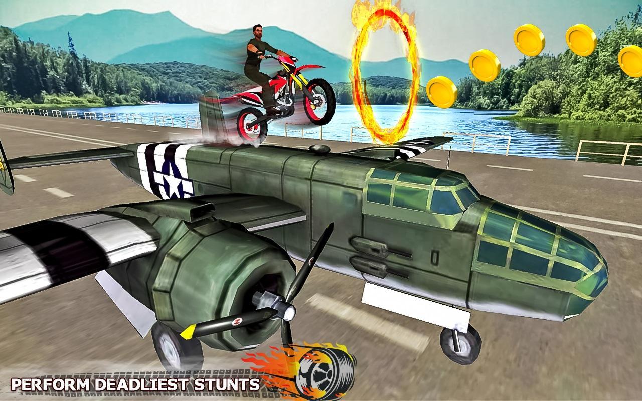 Tricky Bike Race Free: Top Motorbike Stunt Games 1 0 APK Download