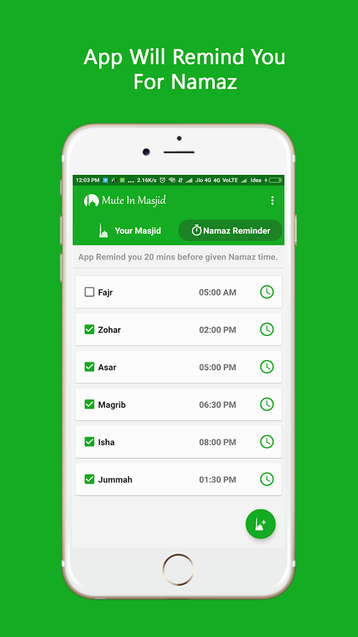 Auto Silence Prayer's Time 2 0 1 APK Download - Android
