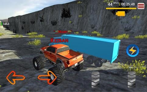 Highway Multiplayer Racing 3D 1.2 screenshot 1