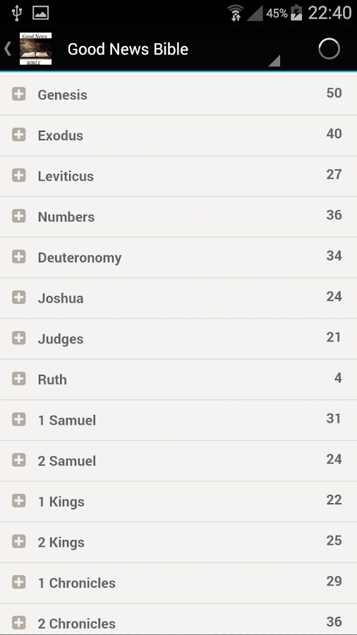 Good News Bible 2 0 APK Download - Android Books & Reference
