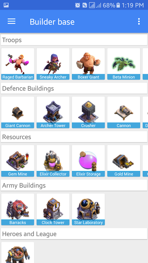 COC matchmaking wiki