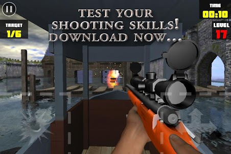 Ultimate Shooting Sniper Game 1.1 screenshot 5