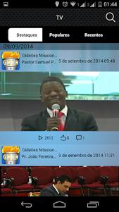 Gideões Missionários da Última 4.0.1 screenshot 8