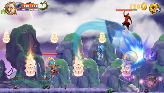 Battle of Wukong 1.1.6 screenshot 5