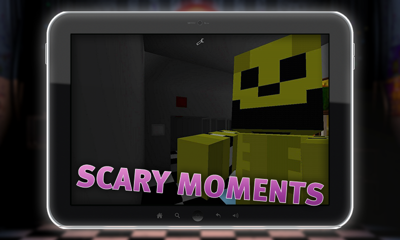 MOD Minecraft FNAF 1 APK Download - Android Entertainment Games