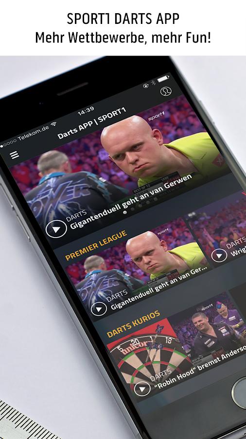 Sport1 Livestream Darts
